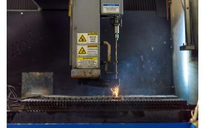 EDM Drilling Aluminum
