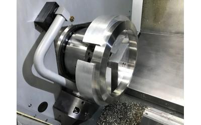 Large Scale CNC Turning Ring